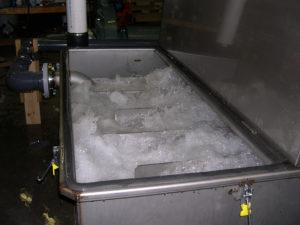 Aeration tank, diffused air stripper