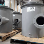 Vapor/Liquid Separators