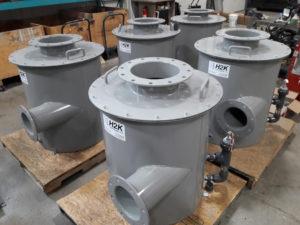 VLS Series Moisture Separators