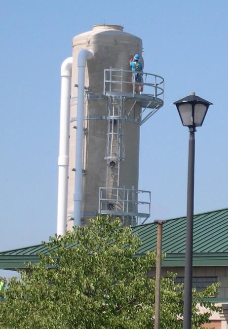 Municiple water treatment