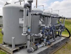 waste water rental equipment