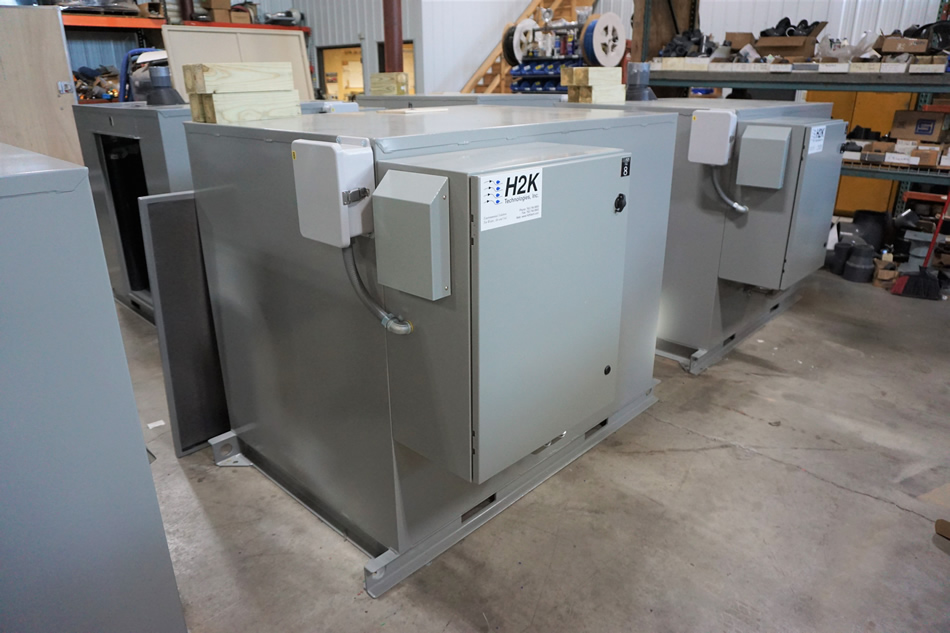 sub slab blowers